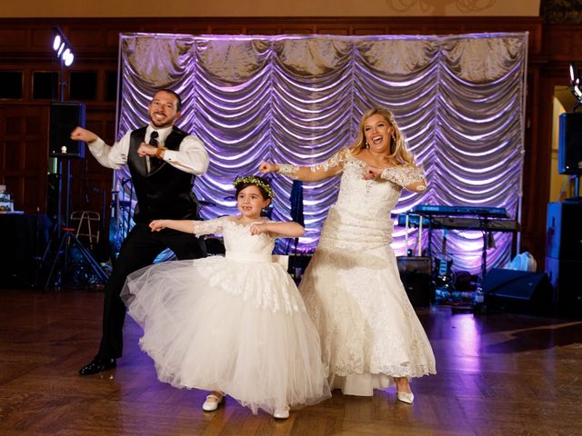 Justin and Meghan's Wedding in Cincinnati, Ohio 49