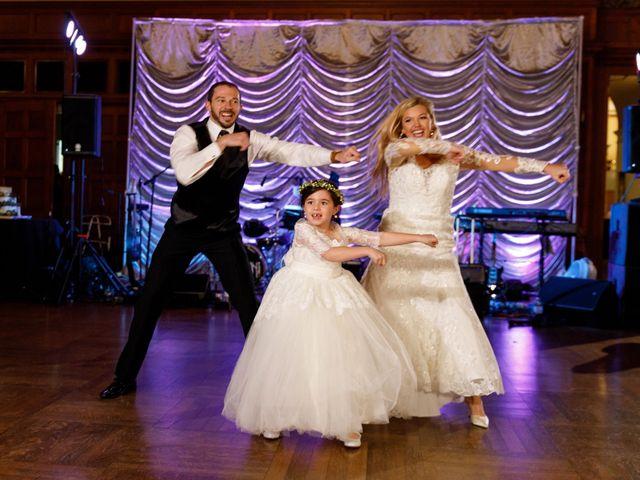 Justin and Meghan's Wedding in Cincinnati, Ohio 50