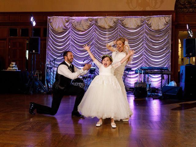 Justin and Meghan's Wedding in Cincinnati, Ohio 52