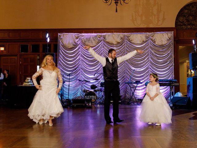 Justin and Meghan's Wedding in Cincinnati, Ohio 54