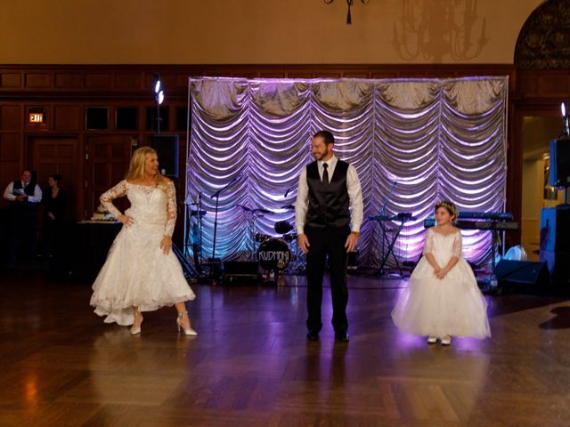 Justin and Meghan's Wedding in Cincinnati, Ohio 56