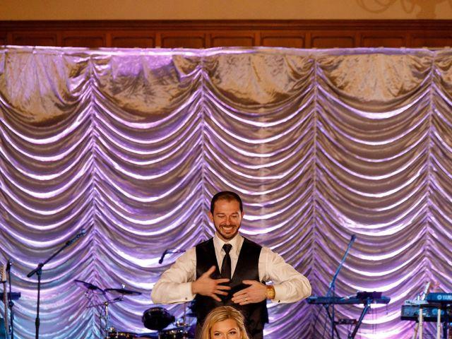 Justin and Meghan's Wedding in Cincinnati, Ohio 57