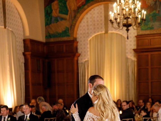 Justin and Meghan's Wedding in Cincinnati, Ohio 62