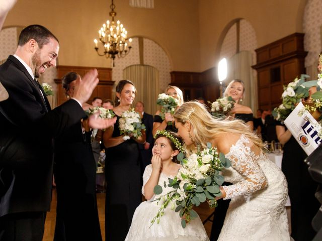Justin and Meghan's Wedding in Cincinnati, Ohio 63