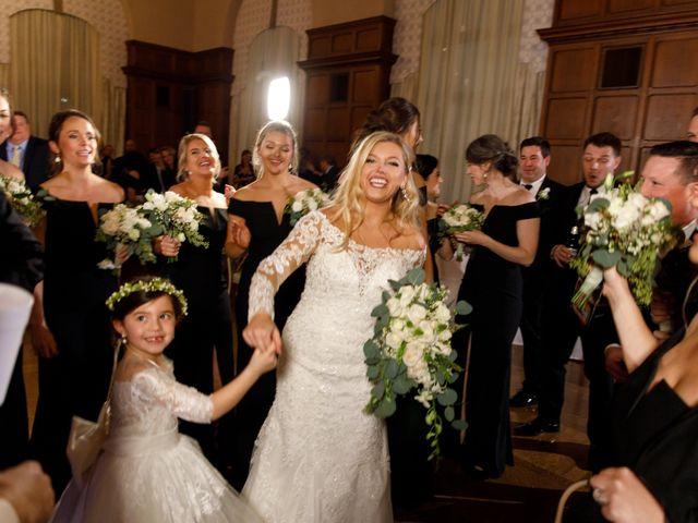 Justin and Meghan's Wedding in Cincinnati, Ohio 64