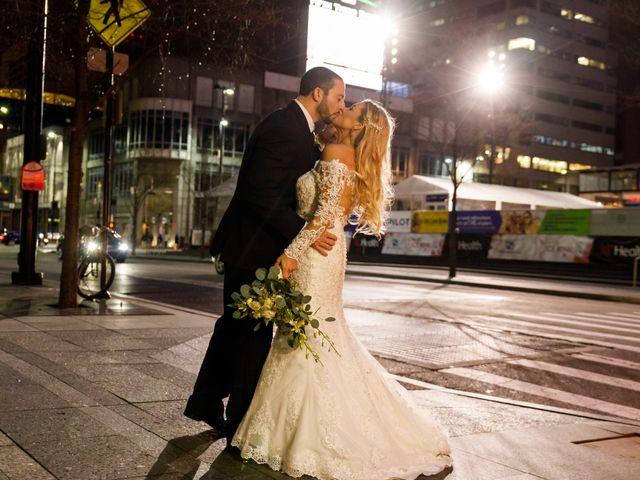 Justin and Meghan's Wedding in Cincinnati, Ohio 65