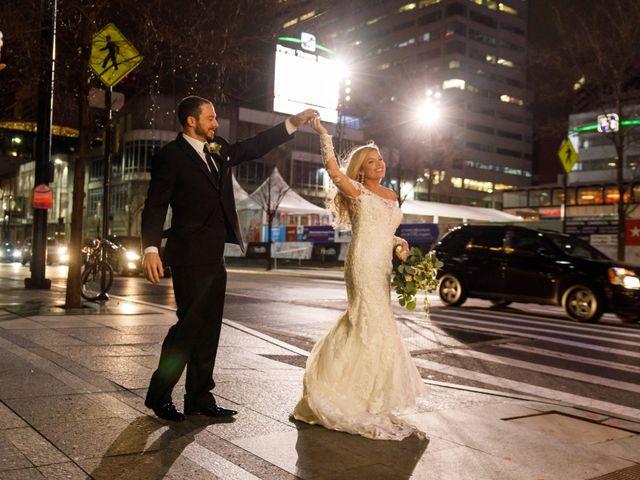 Justin and Meghan's Wedding in Cincinnati, Ohio 66