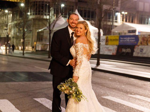 Justin and Meghan's Wedding in Cincinnati, Ohio 67
