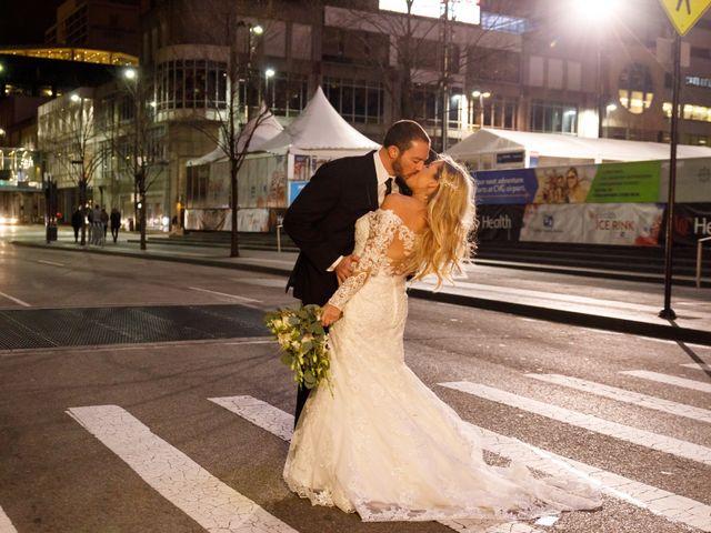Justin and Meghan's Wedding in Cincinnati, Ohio 69