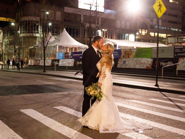 Justin and Meghan's Wedding in Cincinnati, Ohio 70