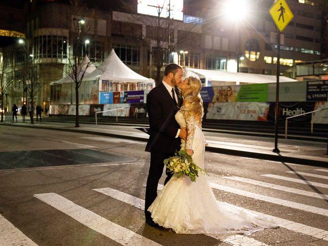 Justin and Meghan's Wedding in Cincinnati, Ohio 71