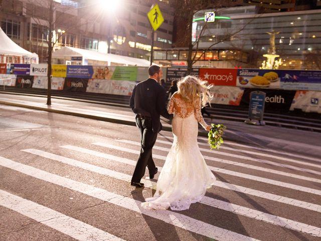Justin and Meghan's Wedding in Cincinnati, Ohio 72