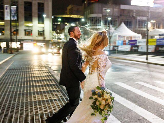 Justin and Meghan's Wedding in Cincinnati, Ohio 75