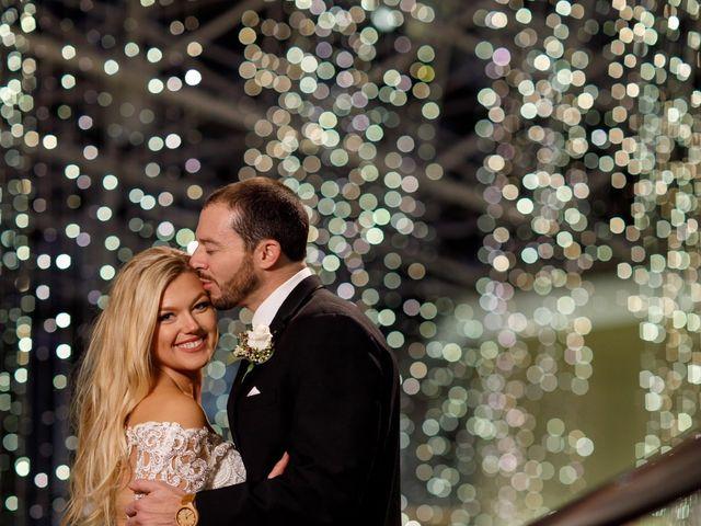 Justin and Meghan's Wedding in Cincinnati, Ohio 76