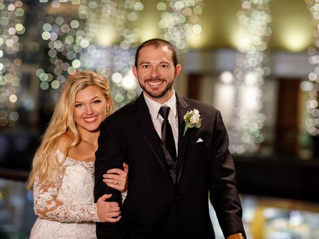Justin and Meghan's Wedding in Cincinnati, Ohio 77