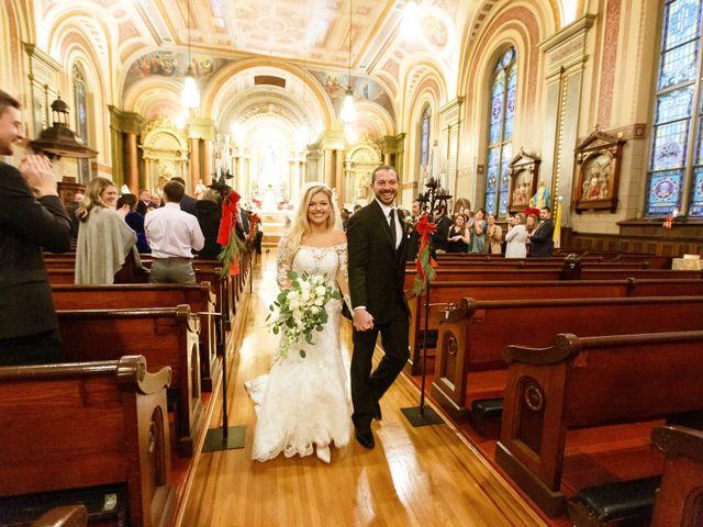 Justin and Meghan's Wedding in Cincinnati, Ohio 90