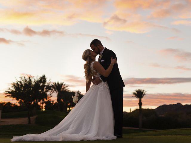John and Jenna's Wedding in Paradise Valley, Arizona 17