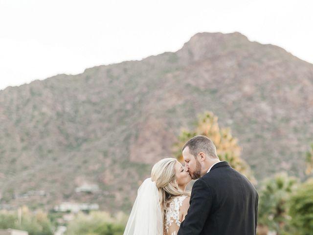 John and Jenna's Wedding in Paradise Valley, Arizona 22