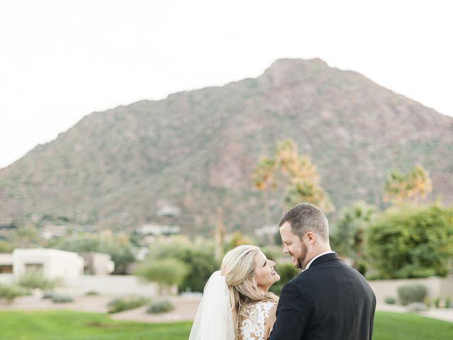 John and Jenna's Wedding in Paradise Valley, Arizona 23