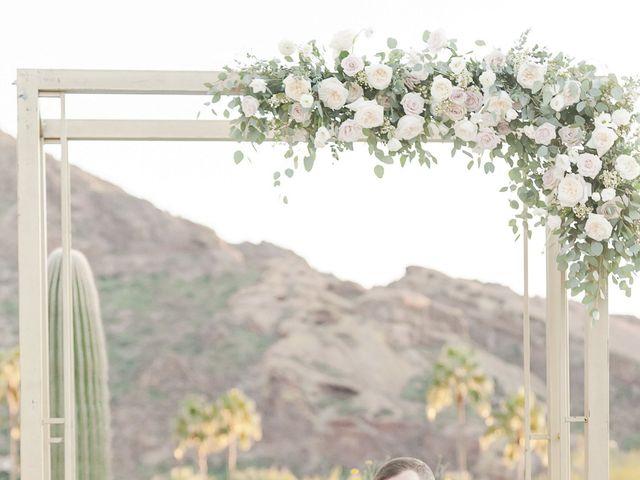 John and Jenna's Wedding in Paradise Valley, Arizona 24