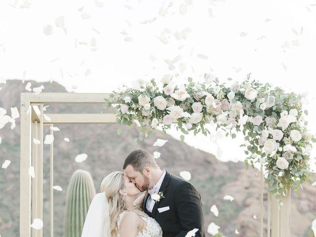 John and Jenna's Wedding in Paradise Valley, Arizona 25