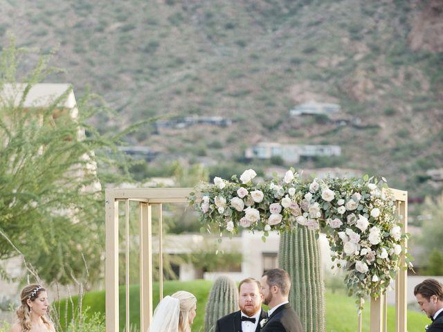 John and Jenna's Wedding in Paradise Valley, Arizona 28