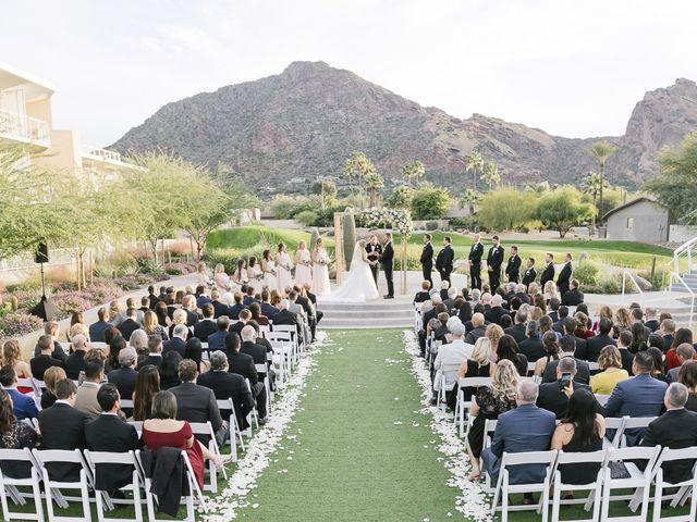 John and Jenna's Wedding in Paradise Valley, Arizona 30