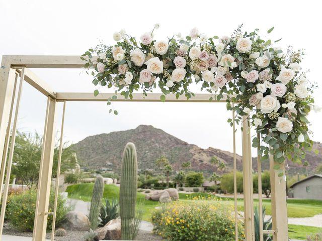 John and Jenna's Wedding in Paradise Valley, Arizona 38