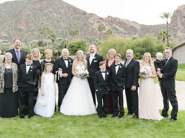 John and Jenna's Wedding in Paradise Valley, Arizona 42