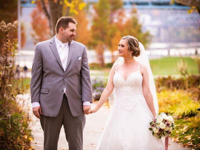 Brad and Cassie's Wedding in Ross, Ohio 5