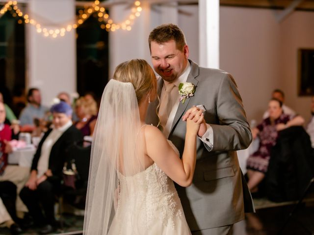 Brad and Cassie's Wedding in Ross, Ohio 17