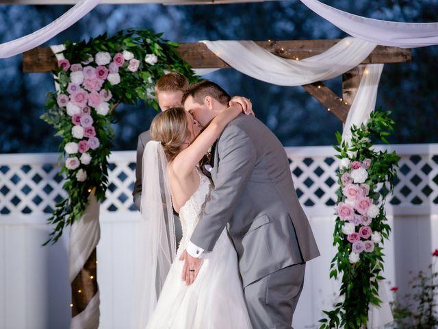 Brad and Cassie's Wedding in Ross, Ohio 22