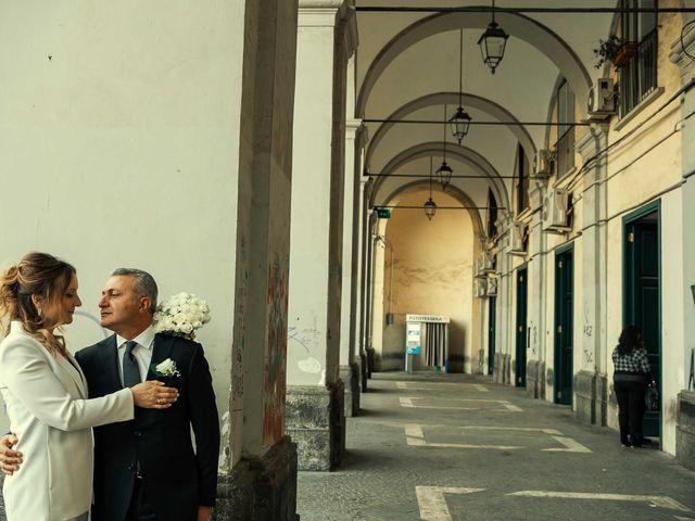 Oxsana and Andrea's Wedding in Naples, Italy 6