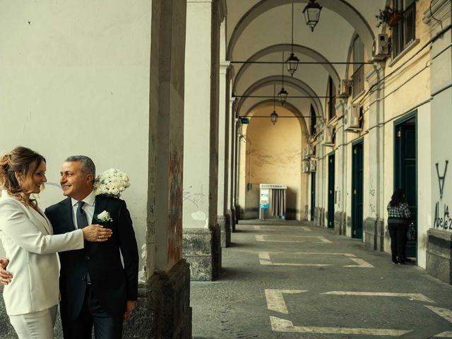 Oxsana and Andrea's Wedding in Naples, Italy 7
