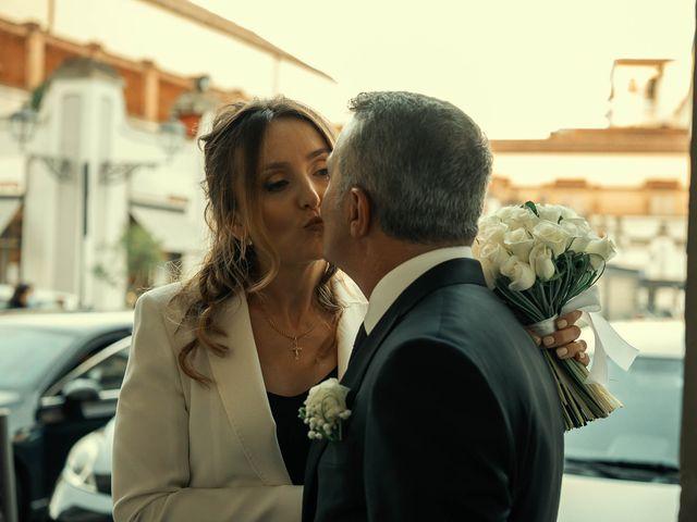Oxsana and Andrea's Wedding in Naples, Italy 8