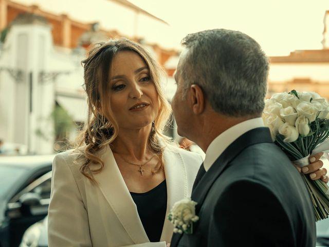 Oxsana and Andrea's Wedding in Naples, Italy 9