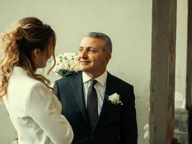 Oxsana and Andrea's Wedding in Naples, Italy 10
