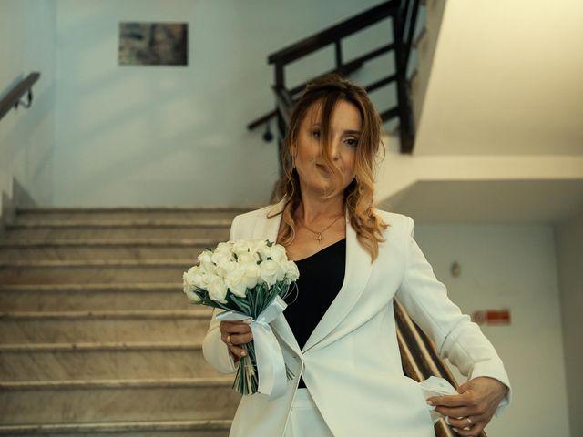 Oxsana and Andrea's Wedding in Naples, Italy 14
