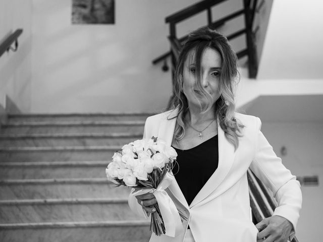 Oxsana and Andrea's Wedding in Naples, Italy 15