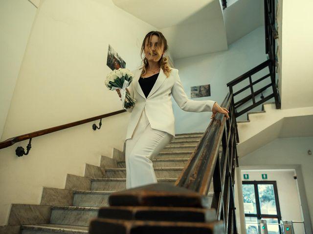 Oxsana and Andrea's Wedding in Naples, Italy 16