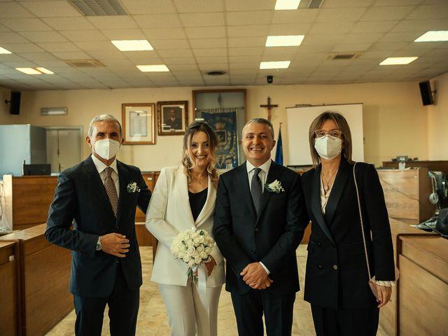 Oxsana and Andrea's Wedding in Naples, Italy 19