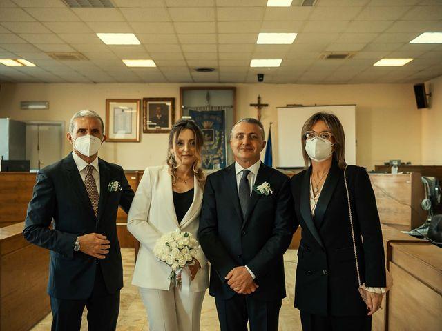 Oxsana and Andrea's Wedding in Naples, Italy 20