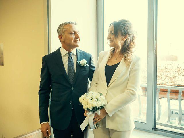 Oxsana and Andrea's Wedding in Naples, Italy 21