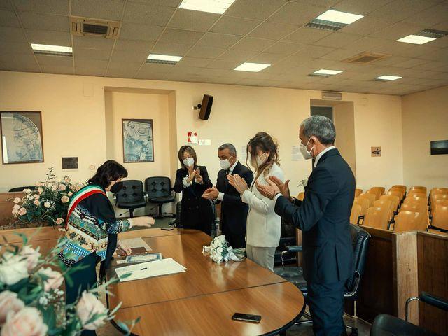 Oxsana and Andrea's Wedding in Naples, Italy 25