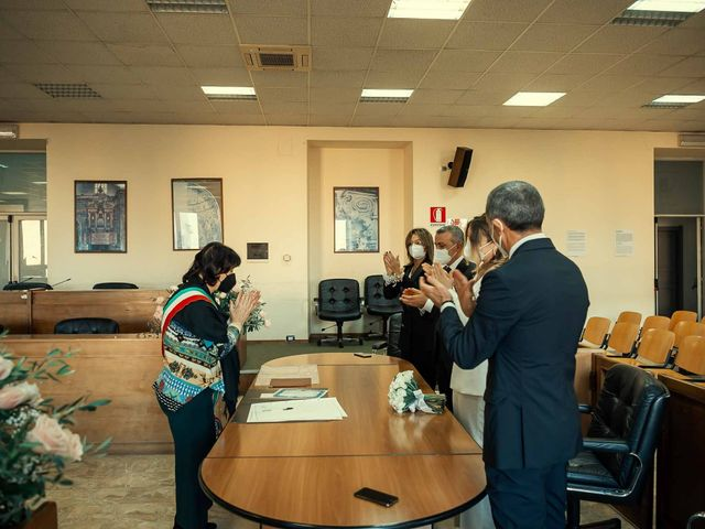 Oxsana and Andrea's Wedding in Naples, Italy 26