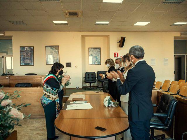 Oxsana and Andrea's Wedding in Naples, Italy 27