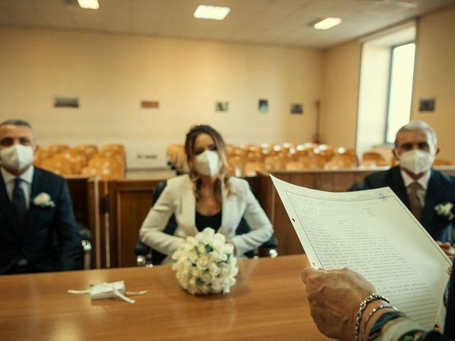 Oxsana and Andrea's Wedding in Naples, Italy 50