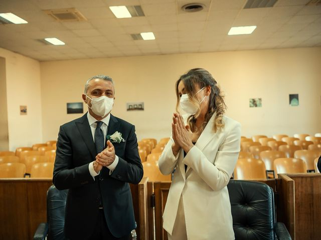 Oxsana and Andrea's Wedding in Naples, Italy 57