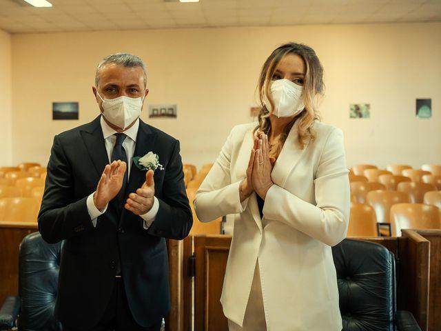 Oxsana and Andrea's Wedding in Naples, Italy 58