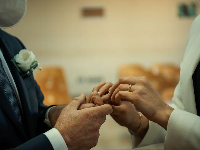 Oxsana and Andrea's Wedding in Naples, Italy 61